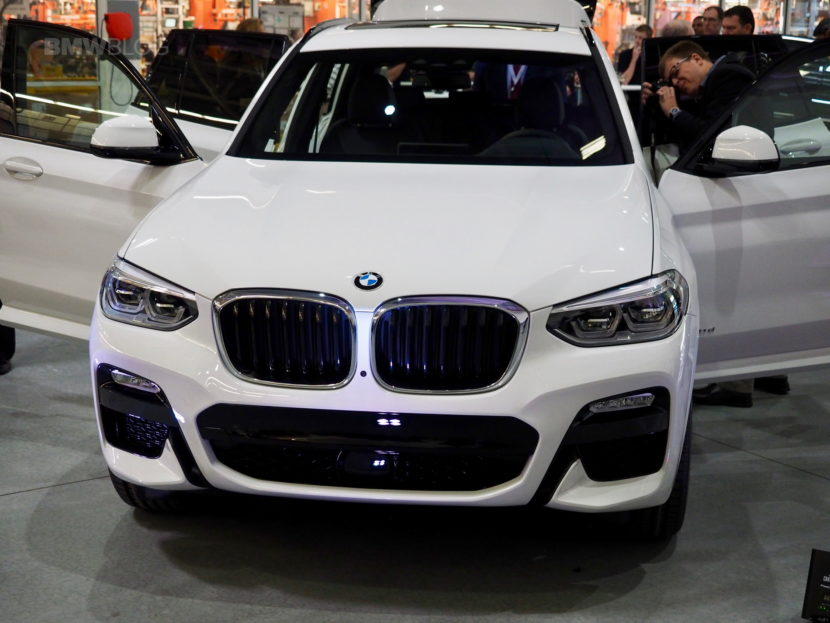 G01 BMW X3 Spartanburg 03 830x623