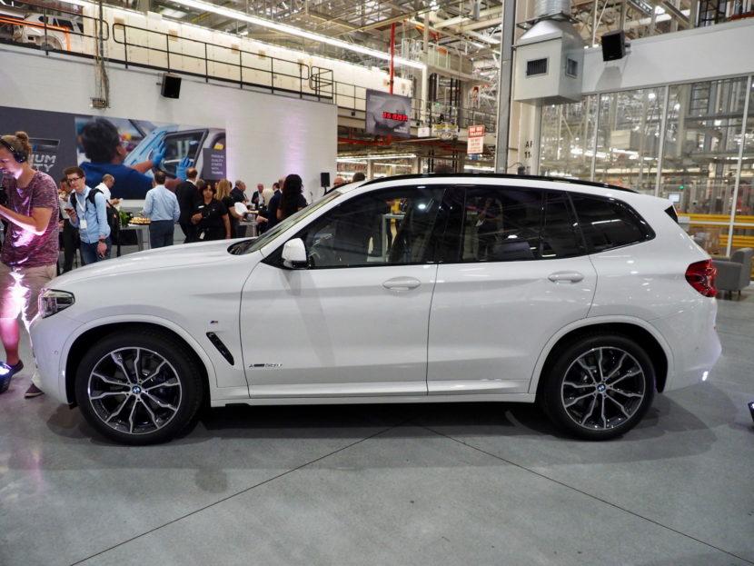 G01 BMW X3 Spartanburg 31 830x623