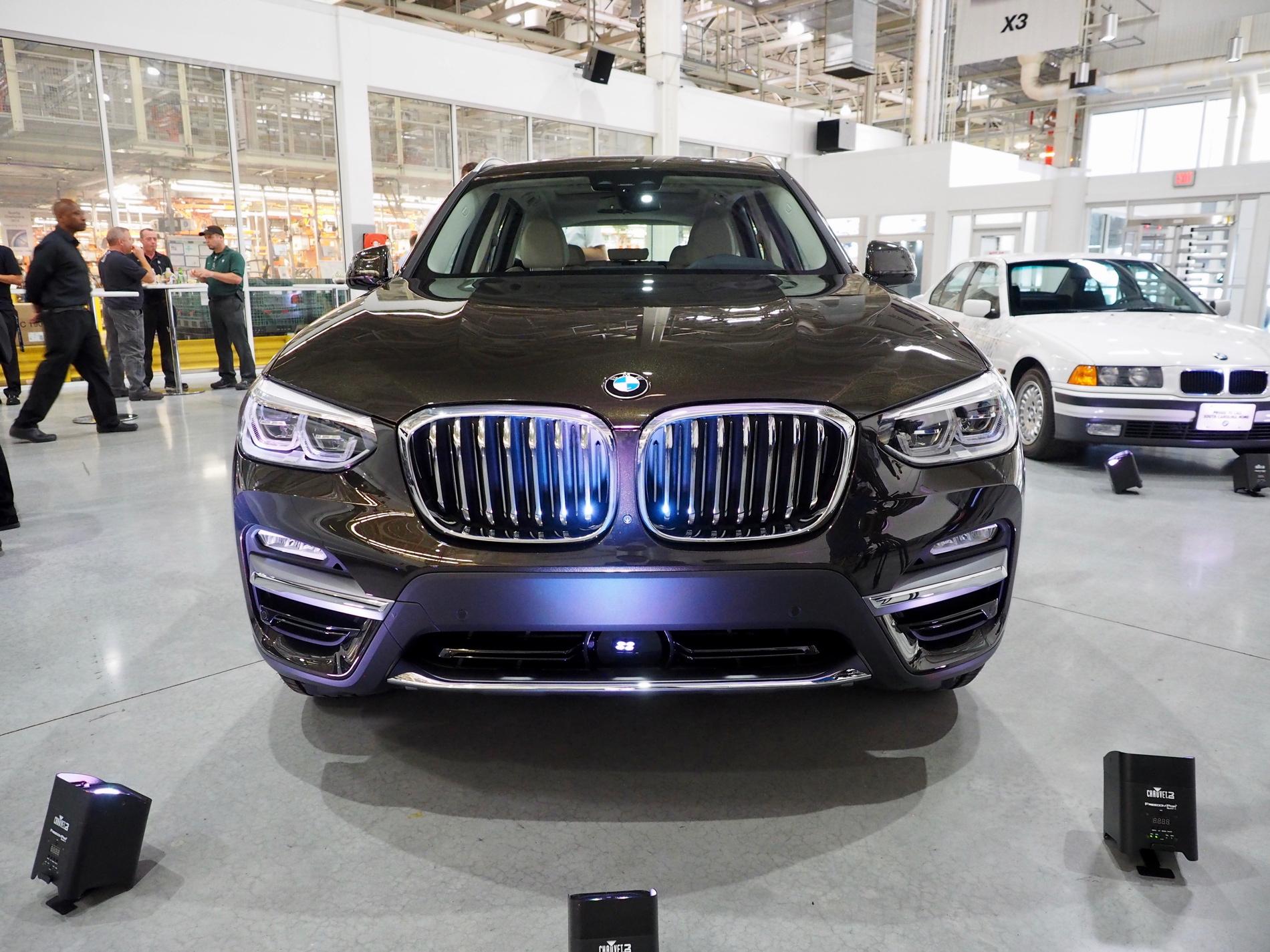 G01 BMW X3 Spartanburg 63