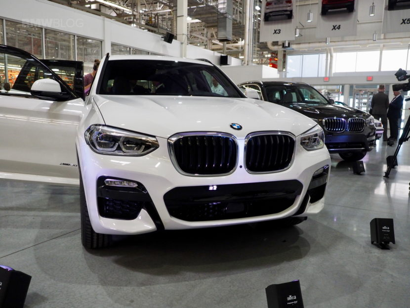 G01 BMW X3 Spartanburg 66 830x623