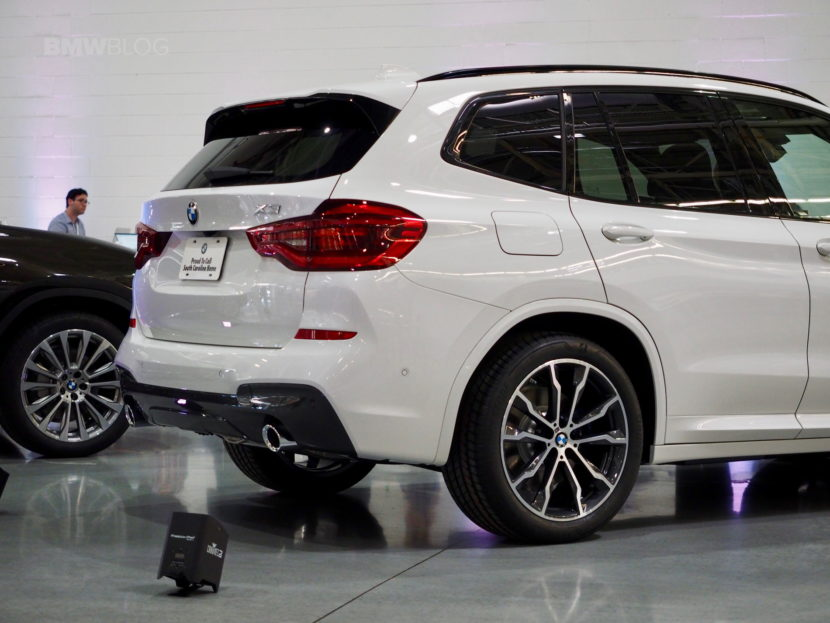 G01 BMW X3 Spartanburg 69 830x623