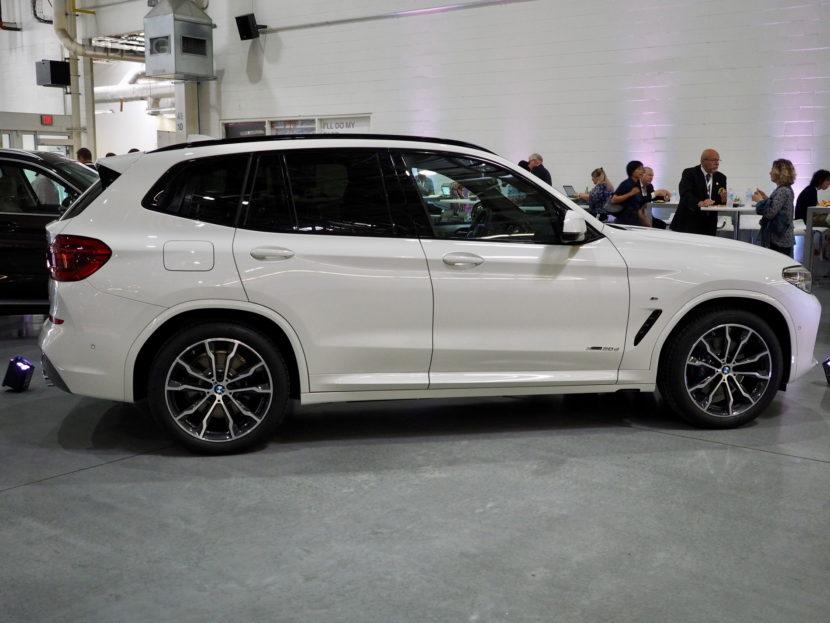 G01 BMW X3 Spartanburg 70 830x623