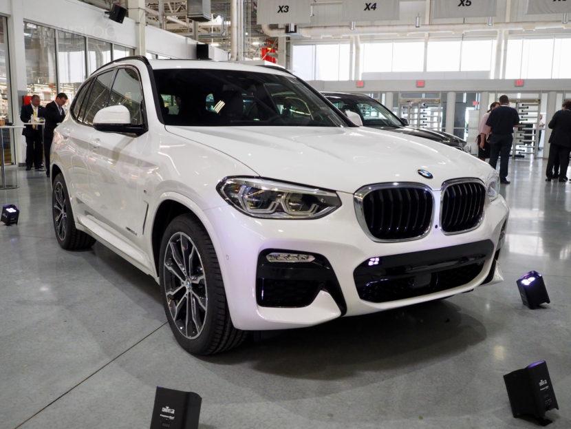 G01 BMW X3 Spartanburg 72 830x623