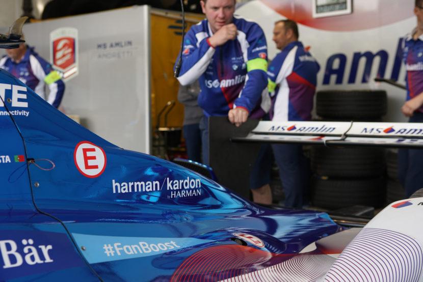 Harman Kardon Joins Global Formula E Racing Series 1 830x554
