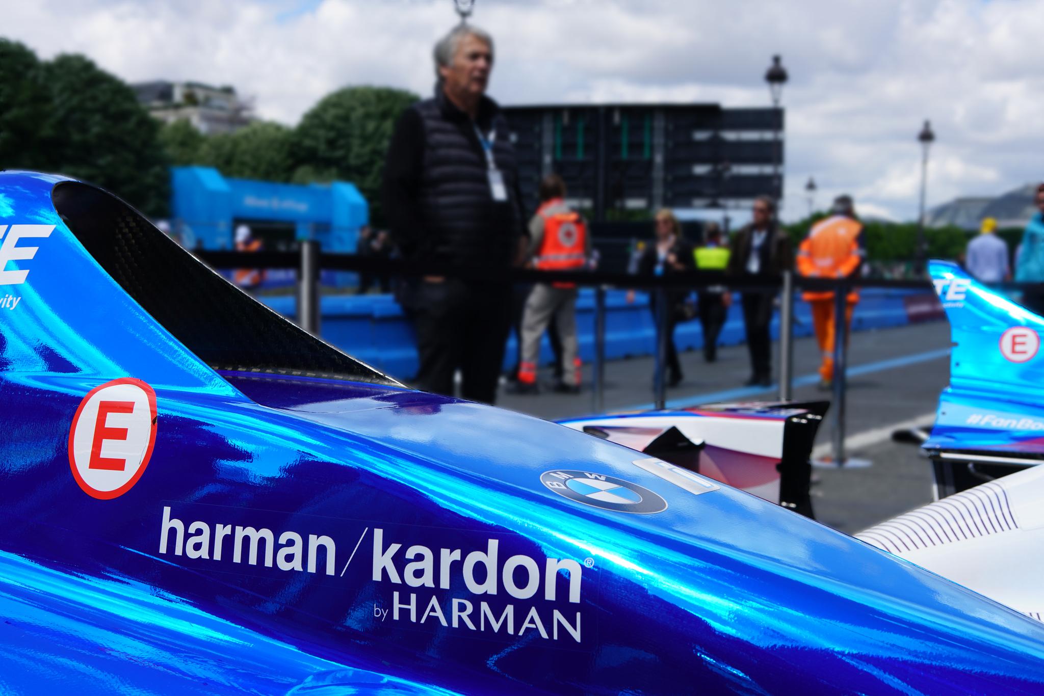Harman Kardon Joins Global Formula E Racing Series 2