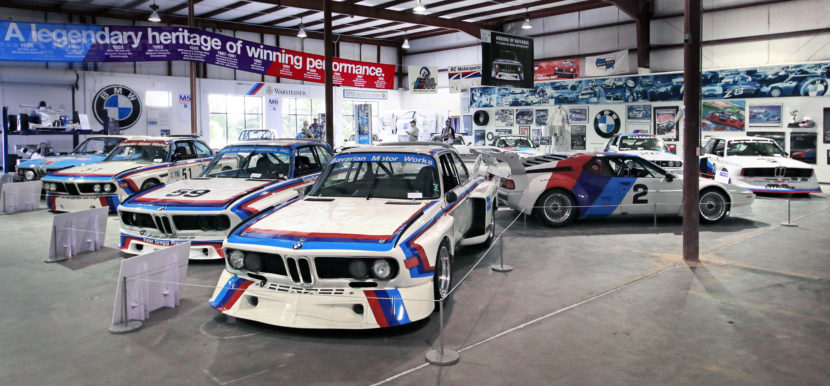 Heroes of Bavaria BMW CCA Foundation Museum 9 830x386