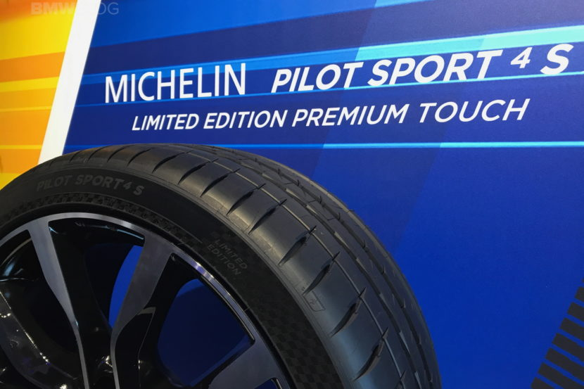 Michelin Quot Premium Touch Quot Offers New Design Look For Pilot Sport 4 S