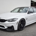 Mineral White BMW M3 ZCP Image