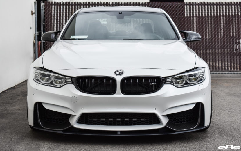 Mineral White BMW M3 ZCP Image 8 830x519