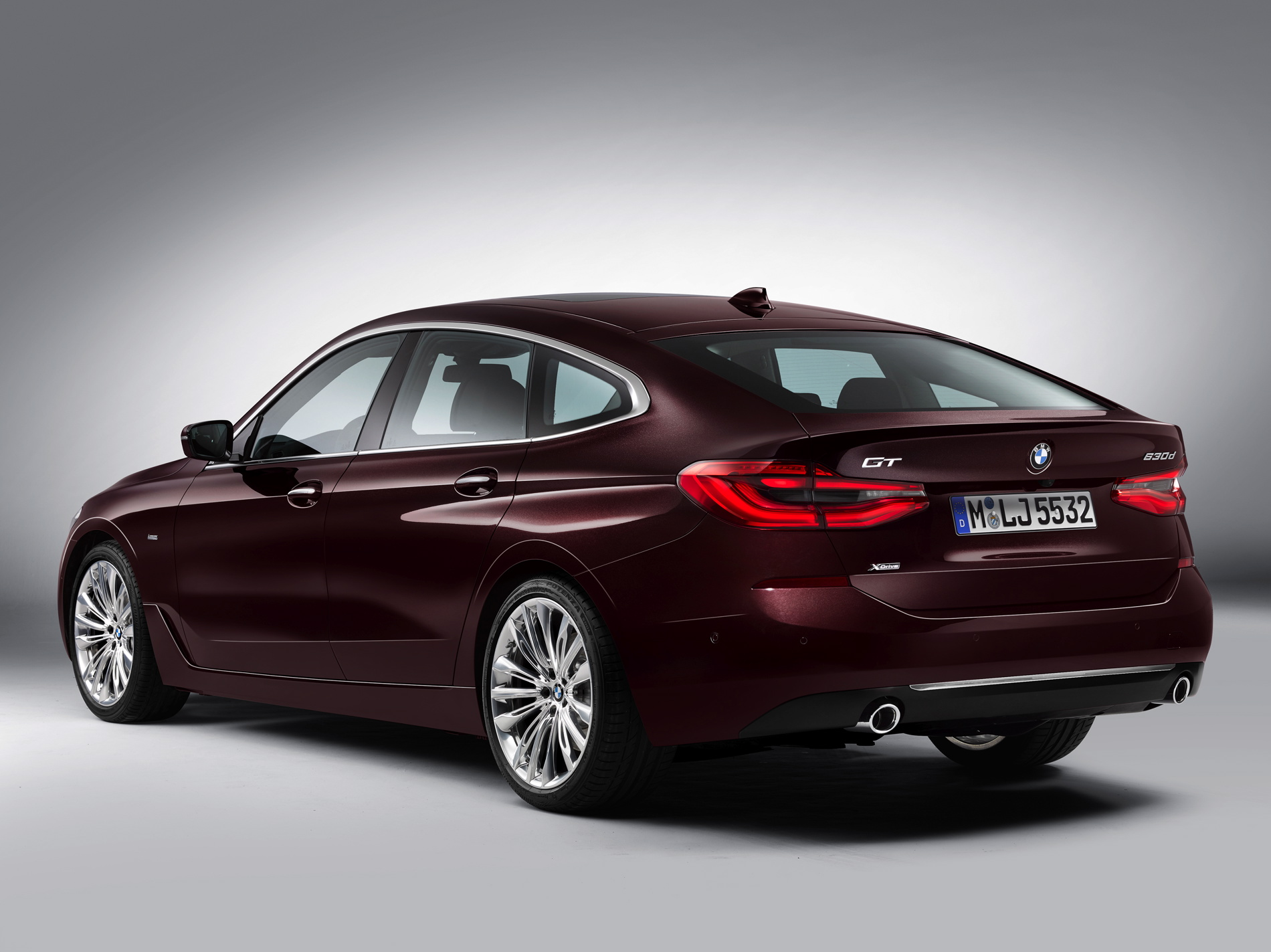 New BMW 6 Series Gran Turismo 24