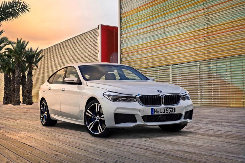 New BMW 6 Series Gran Turismo 33 830x554