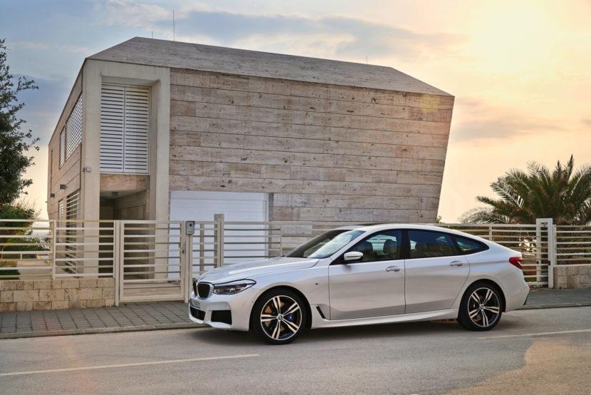 New BMW 6 Series Gran Turismo 34 830x554