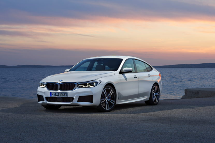 New BMW 6 Series Gran Turismo 36 830x553