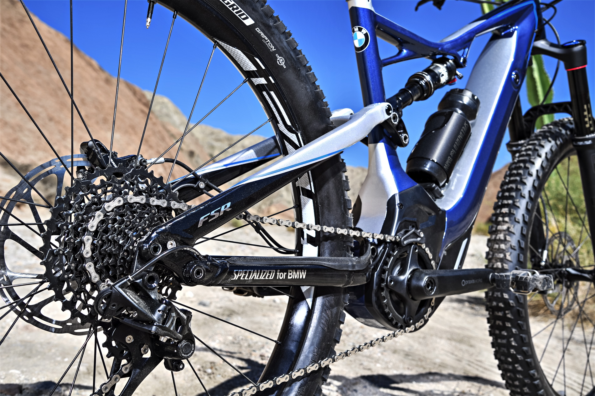 Bike Maker Specialized Launches The Bmw Turbo Levo Fsr 6fattie