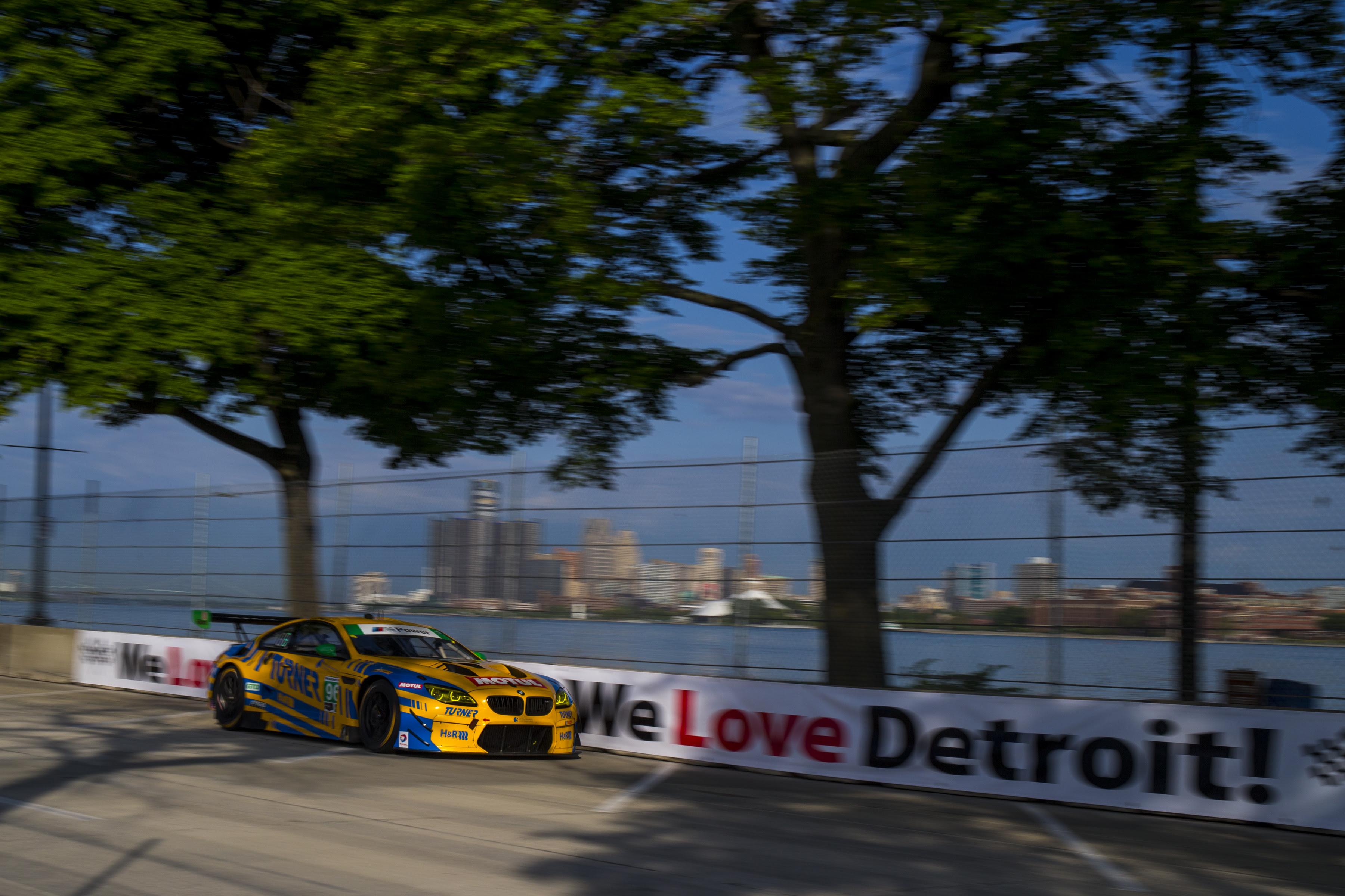 Turner Motorsport Detroit
