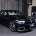 bmw 540i with m performance carbon kit sports carbon black paint 4 120x120