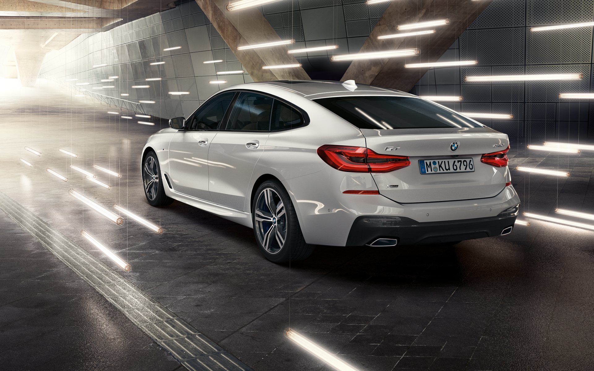 Download Wallpapers Of The Bmw 6 Series Gran Turismo
