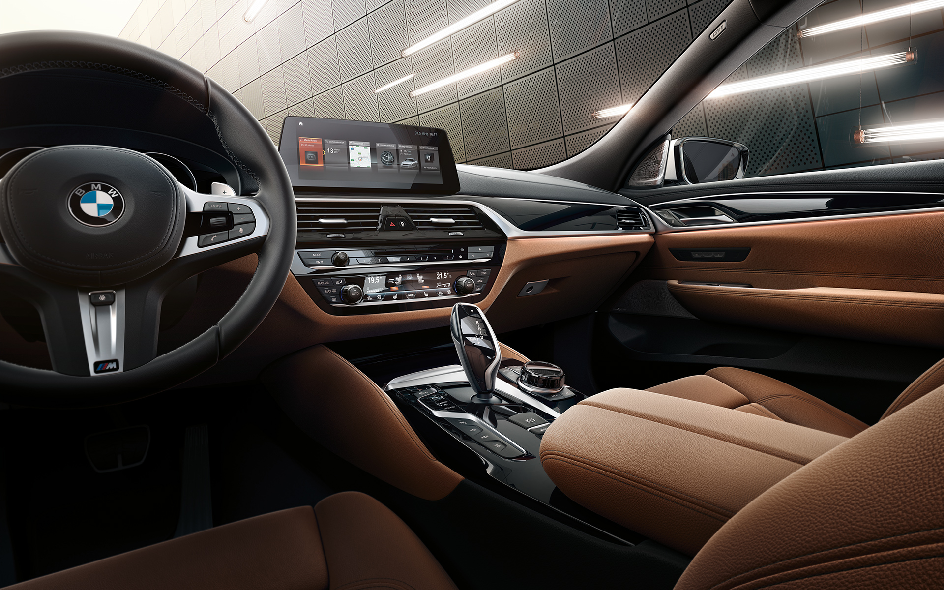 For 6 Series GT Duty The Interior Comes As Standard With Dakota Leather Rather Than Being An Optional Extra On Most BMWs Quilted Nappa Is