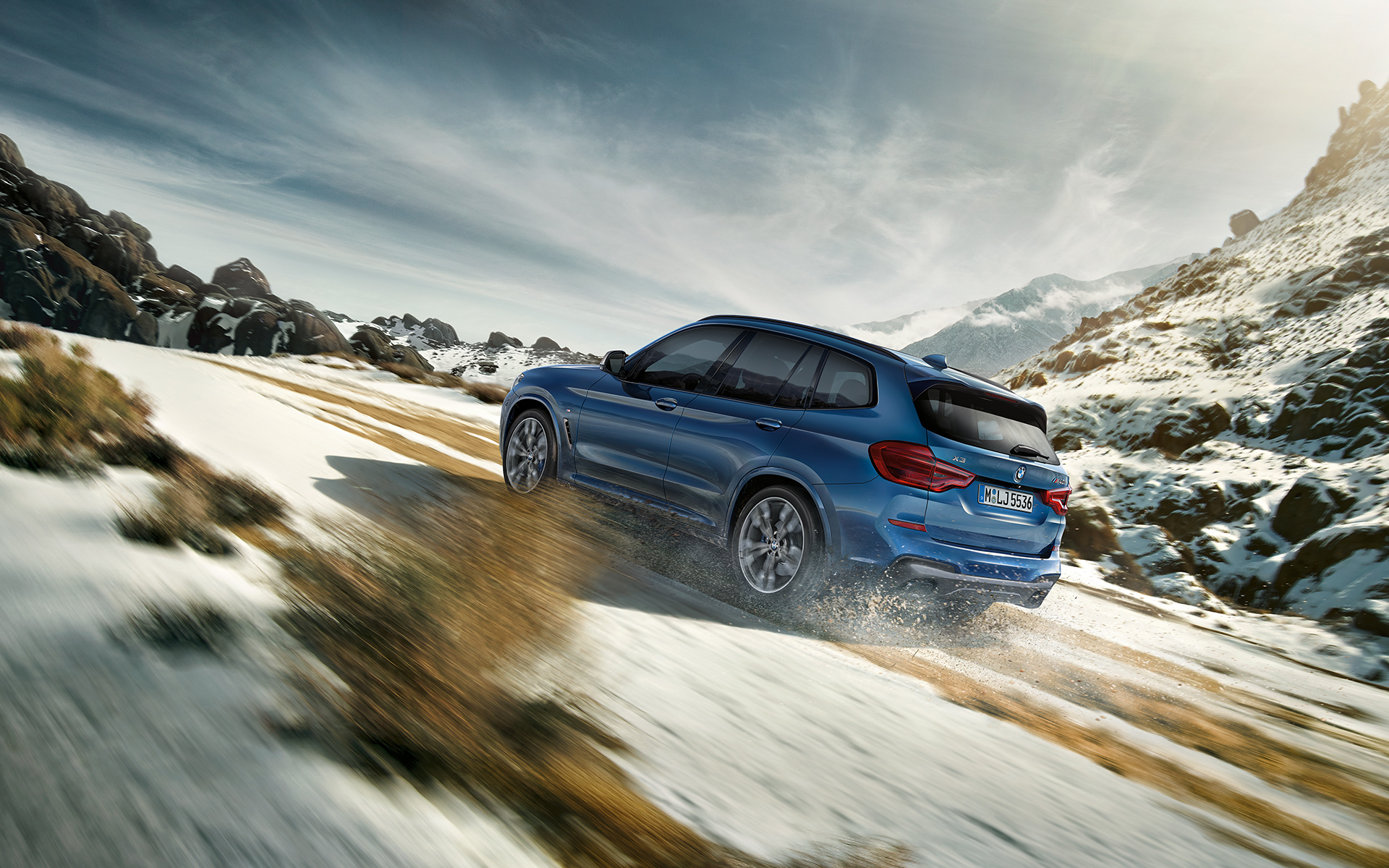 Download Wallpapers Of The New Bmw X3