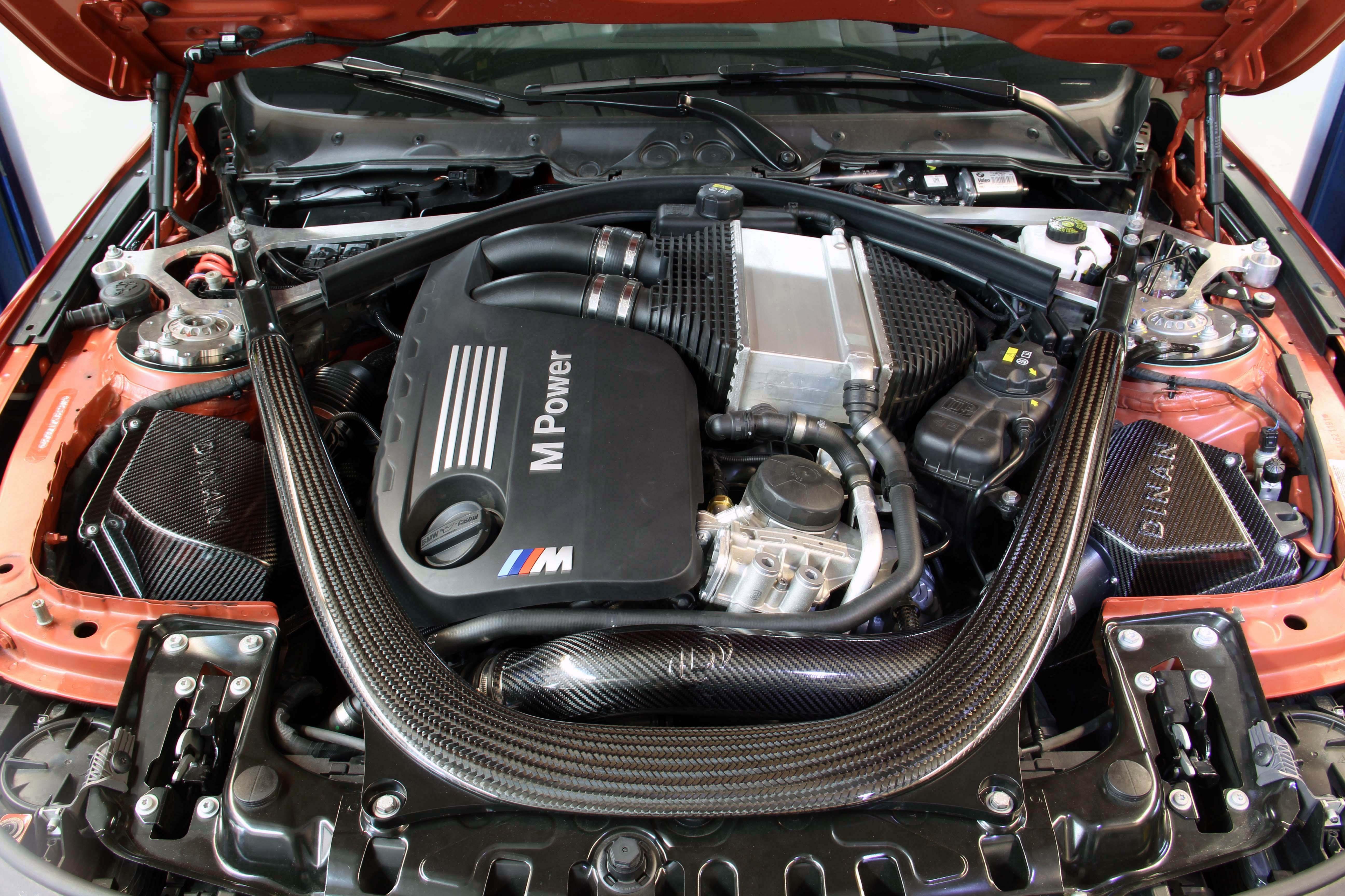 Test Drive Bmw M4 Dinan S2