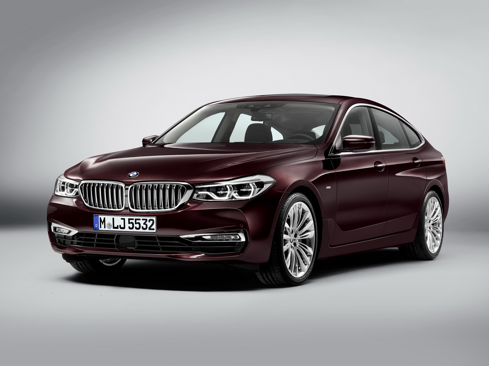 2017 Bmw 6 Series >> Leaked: This is the new BMW 6 Series Gran Turismo - Updated Gallery