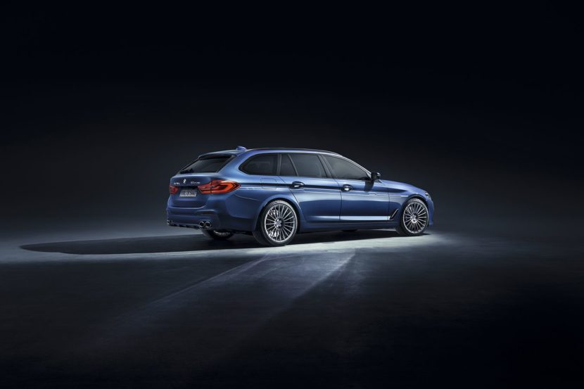 ALPINA B Biturbo Touring Is The Worlds Fastest Wagon - Bmw b5 alpina for sale