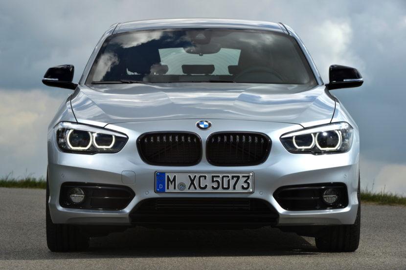 2017 BMW 1 Series hatchback 3 door 31 830x553