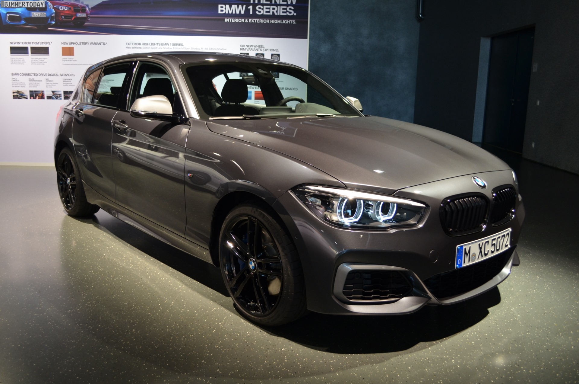 Photo Gallery A Closer Look At The Bmw M140i Shadow Edition