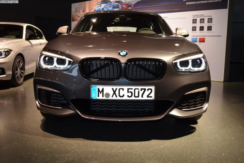 2017 Bmw M140i Shadow Edition 1er F20 Lci Facelift Ii 02 830x553