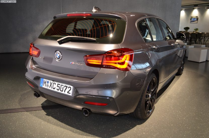 2017 BMW M140i Shadow Edition 1er F20 LCI Facelift II 10 830x550