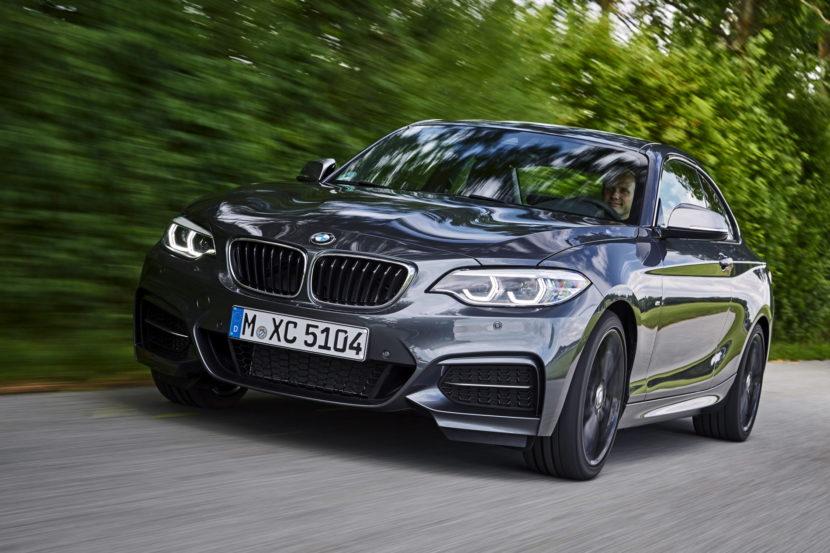 2017 BMW M240i photo gallery 02 830x553