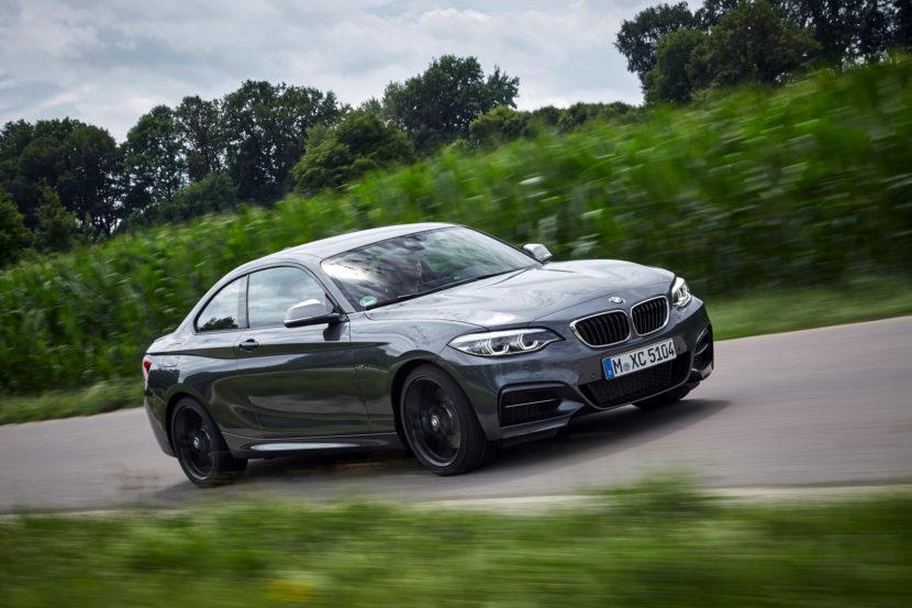 2017 BMW M240i photo gallery 07 830x553