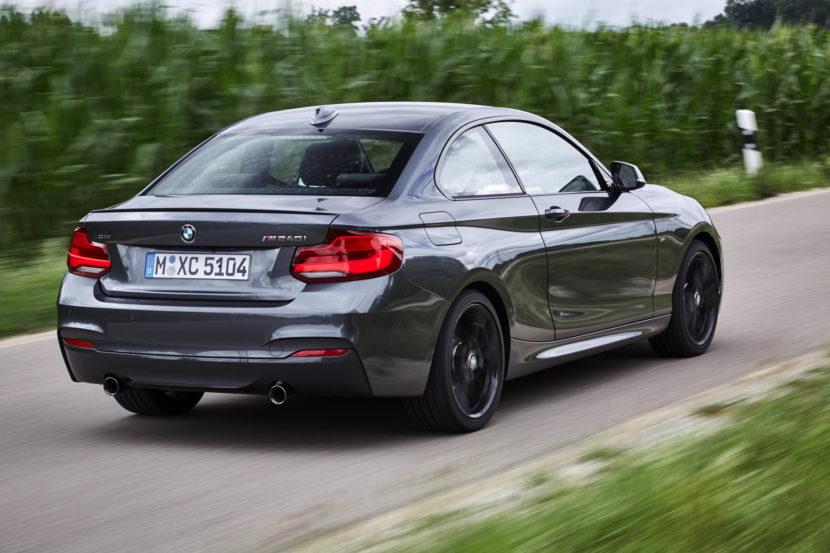 2017 BMW M240i photo gallery 15 830x553