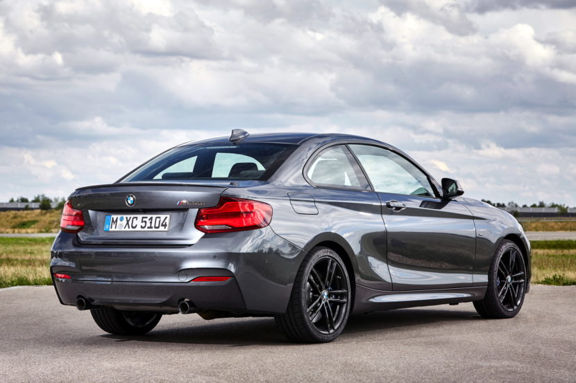 2017 BMW M240i photo gallery 20 830x553