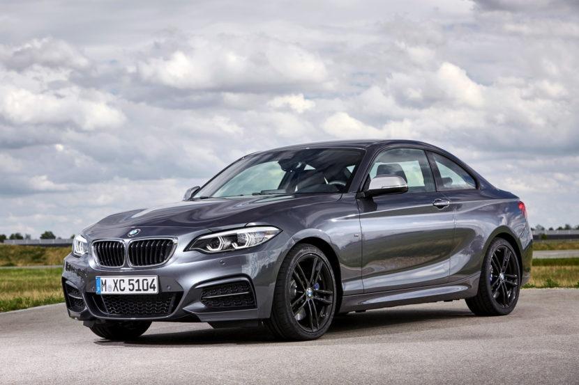 2017 BMW M240i photo gallery 21 830x553