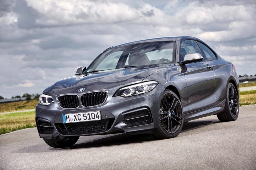 2017 BMW M240i photo gallery 22 830x553
