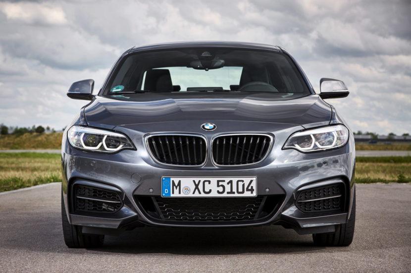 2017 BMW M240i photo gallery 25 830x553