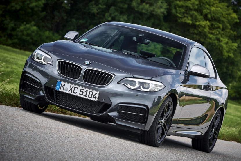 2017 BMW M240i photo gallery 36 830x553