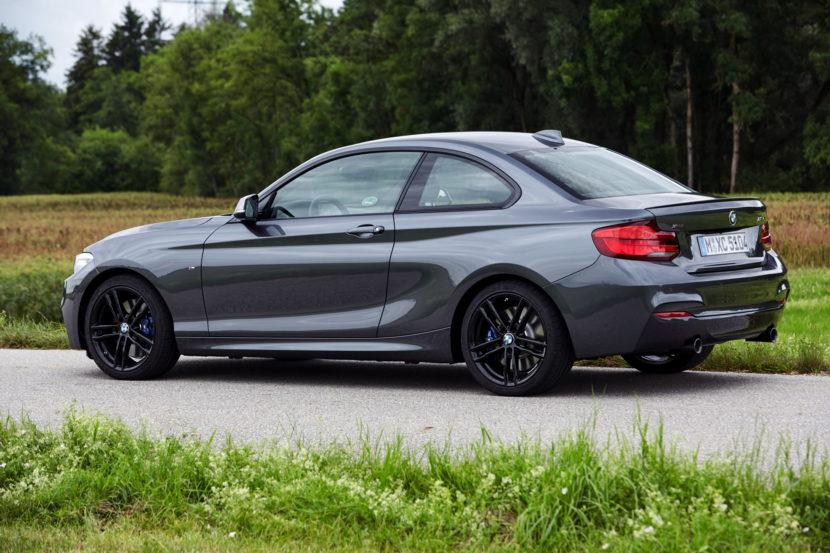 2017 BMW M240i photo gallery 41 830x553