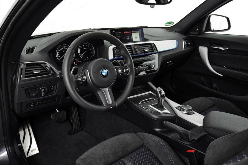 2017 BMW M240i photo gallery 46 830x553