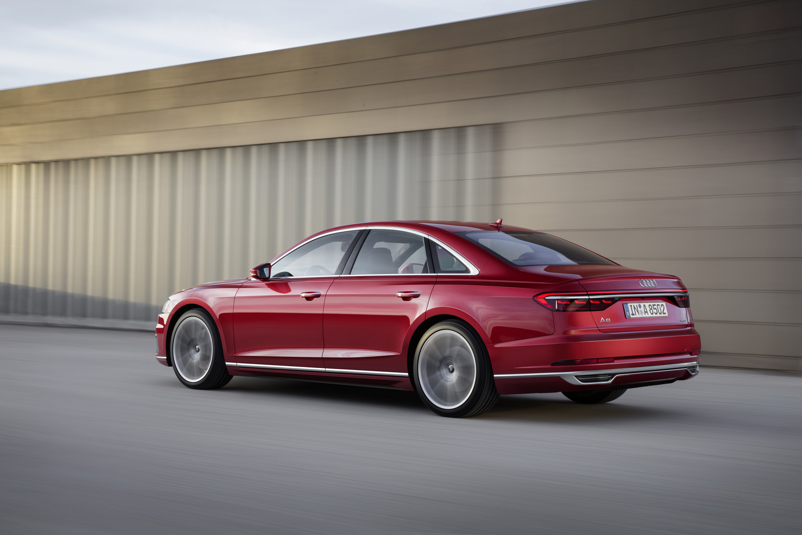 How Does The New Audi A Stack Up With Series - Audi 8