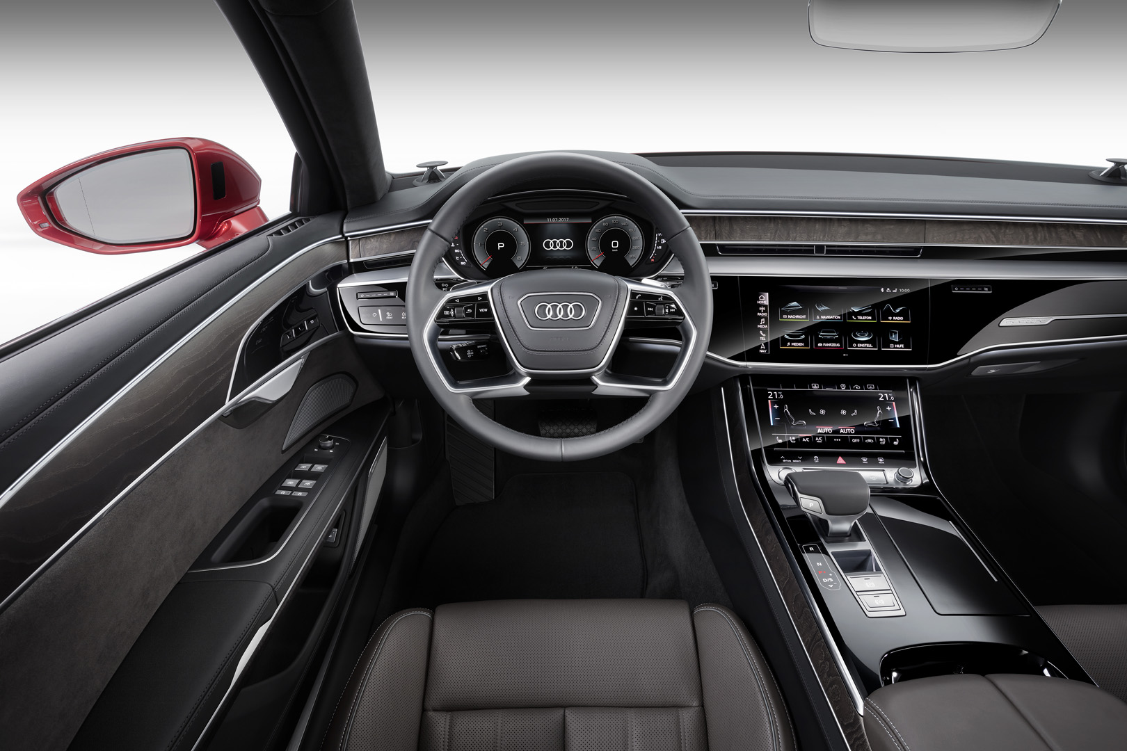 How Does The New 2018 Audi A8 Stack Up With 7 Series