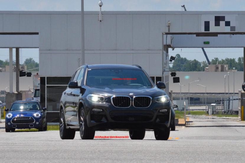 2018 BMW X3 M Sport Model 2 830x553