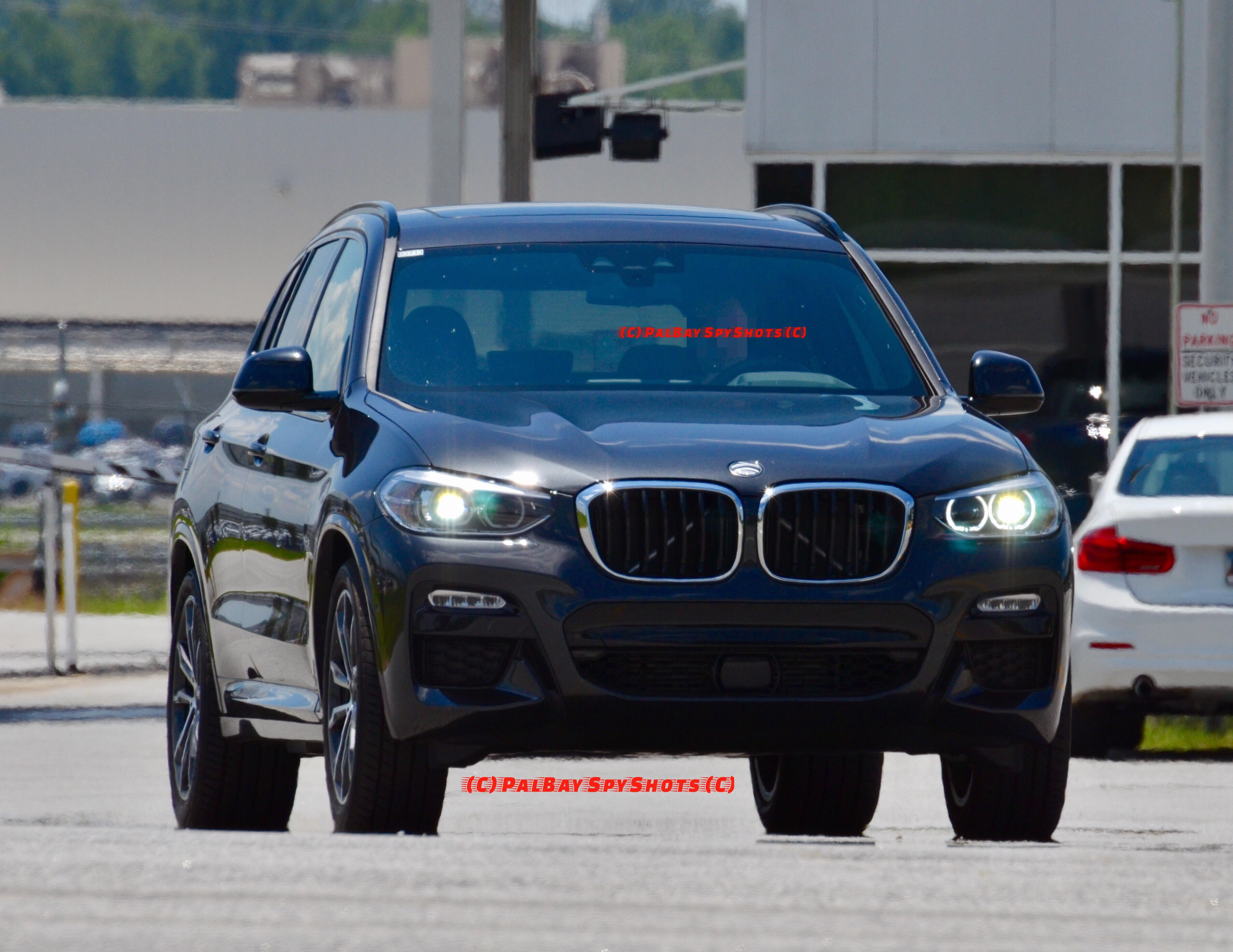 Real Life s 2018 BMW X3 M Sport Model