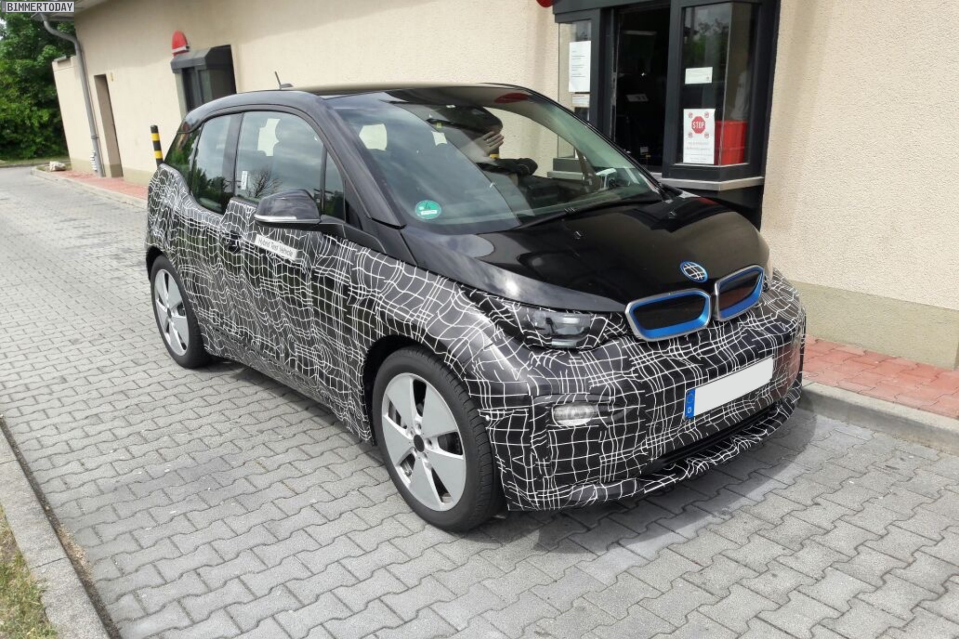 2018 BMW i3 facelift 1