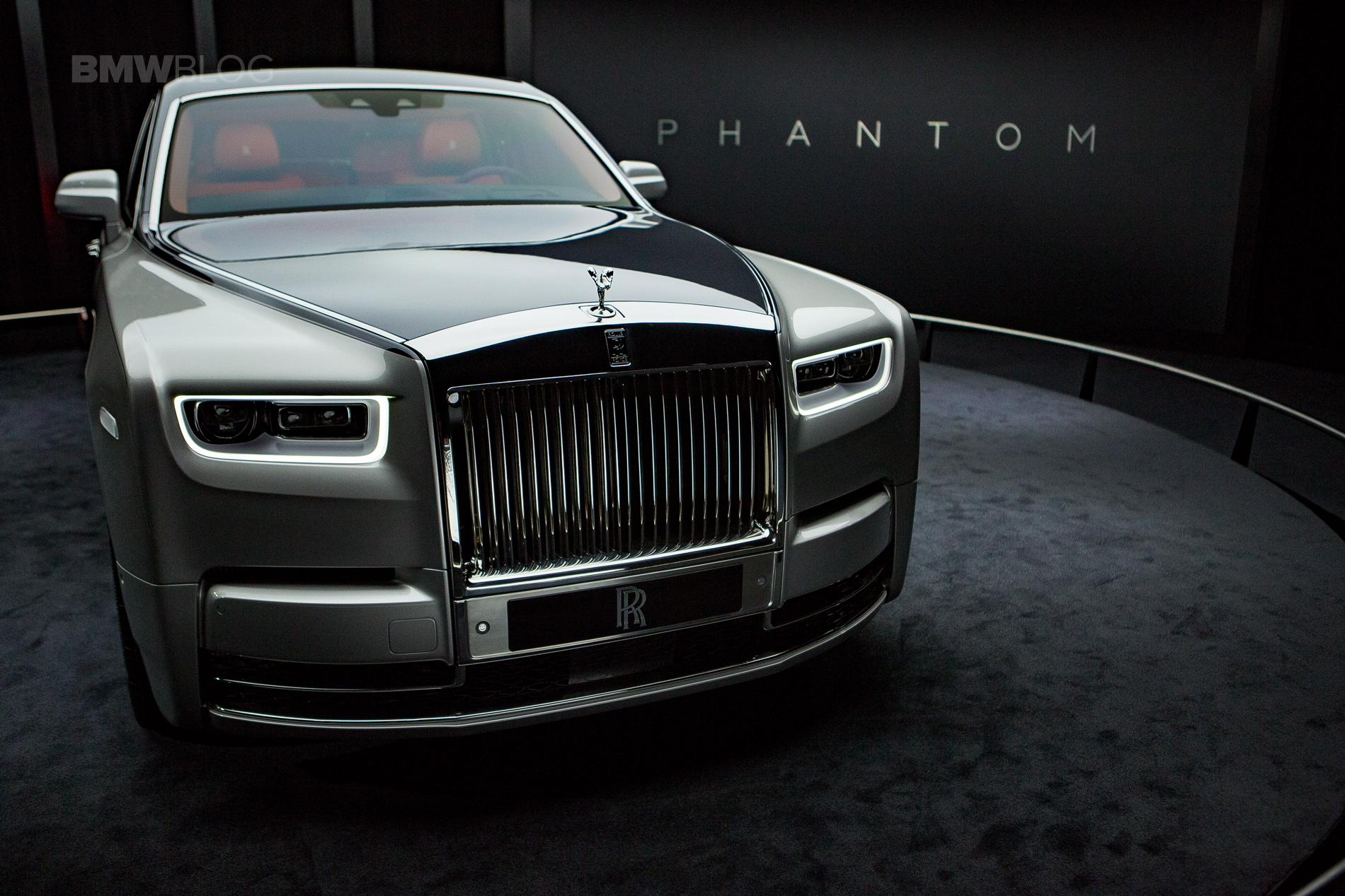 2018 Rolls Royce Phantom VIII 23