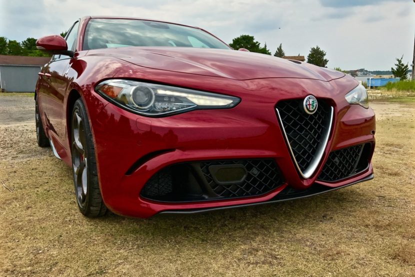 FIRST DRIVE: Alfa Romeo Giulia Quadrifoglio -- Italy at its finest