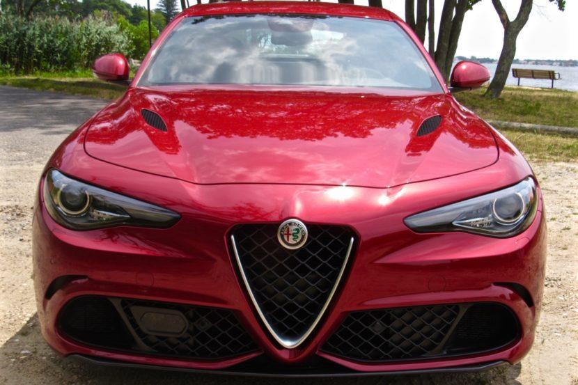 Alfa Romeo Giulia Quadrifoglio8 830x553