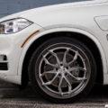 Alpine White BMW X5 on HRE S201H Wheels