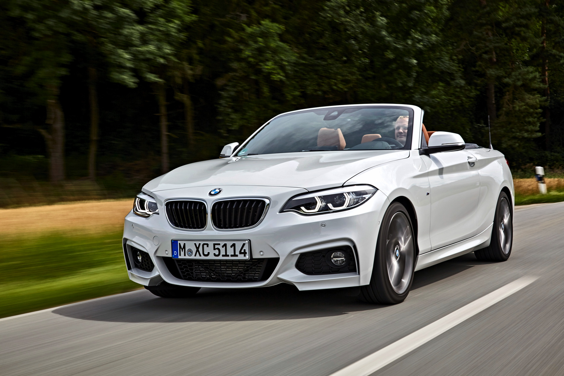 BMW 220d Convertible facelift 02